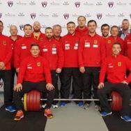 Gewichtheber-Nationalmannschaft