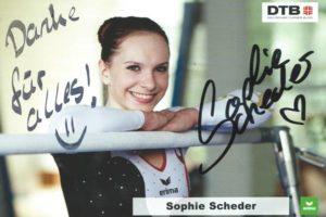 Sophie Scheder zur Nachbehandlung bei Dr. Kupfer und atr Team